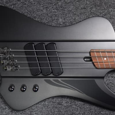 Dingwall D-Roc, Black Matte w/ Pau Ferro Board ***Pre-Order ETA= Summer 2020***NOT Pre-Owned for sale