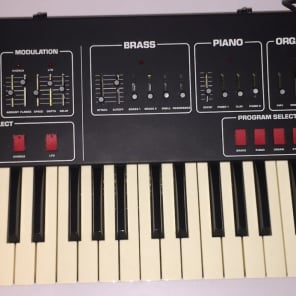 Sequential Circuits Prelude Synthesizer