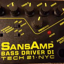 Tech 21 Bass Driver