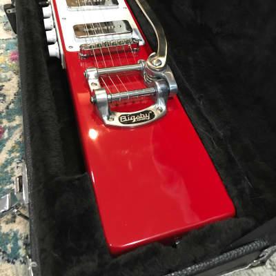 Eastwood La Baye 2x4 DEVO Signature Guitar for sale