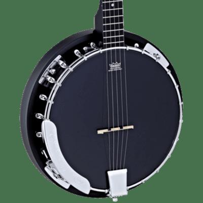 Magnifique Banjo ORTEGA OBJ250-SBK Semi Satin Black for sale