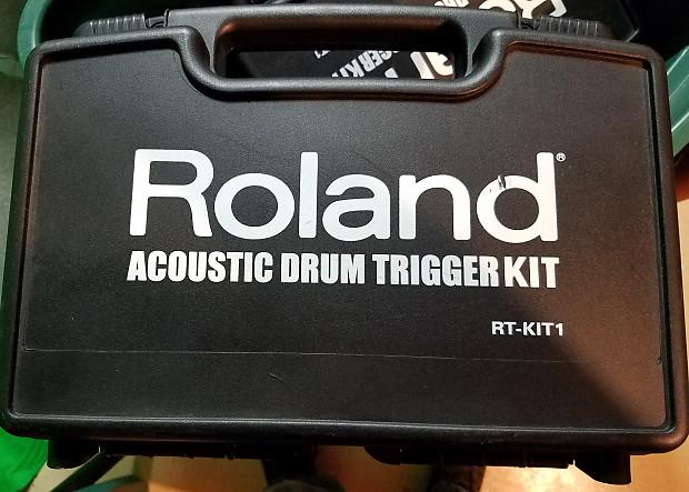Roland RT Roland Drum Trigger Kit(s) | Carmine's Gear Bazaar