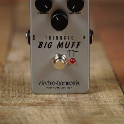 Electro-Harmonix Triangle Big Muff Pi Distortion / Sustainer