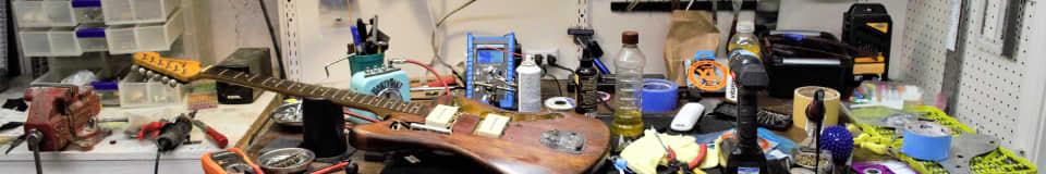 Brown's Guitar Mill