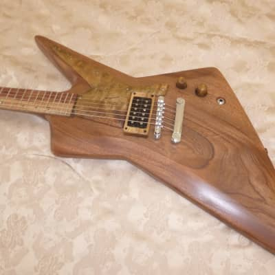"""custom shop guitar """"the Explorer forge"""" preorder,any style"""