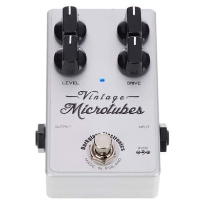 Darkglass Vintage Microtubes Bass Overdrive