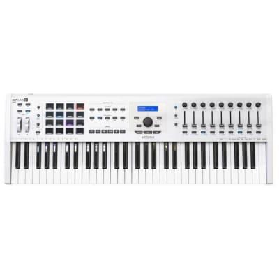 Arturia Keylab MkII 61 - White (Demo / Open Box)