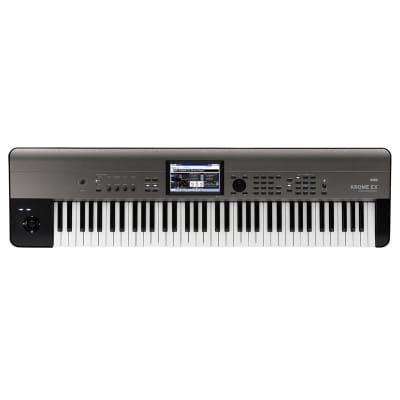 Korg Krome EX-73 73 Note Music Workstation