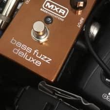 MXR Bass Fuzz Deluxe