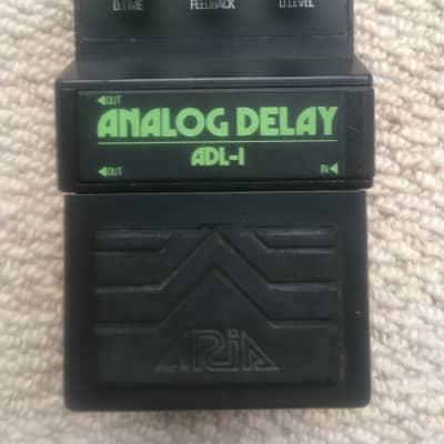 Aria ADL-1 analog delay  80's