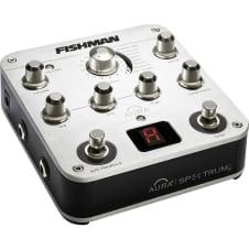 Fishman Aura Spectrum DI and Acoustic Guitar Preamp Regular