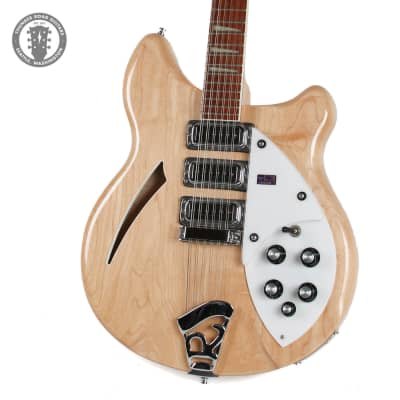 2000 Rickenbacker 370/12 in Mapleglo for sale