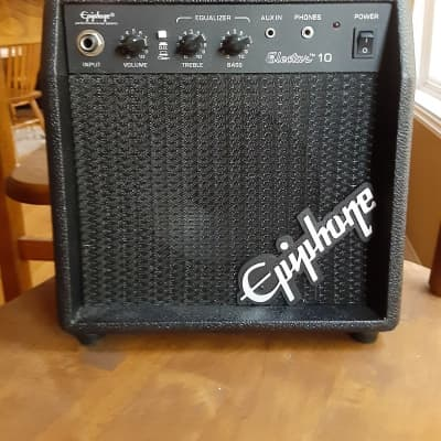 Epiphone Electar 10 2019 Black for sale