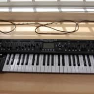 Behringer DeepMind 12 | 49-Key 12-Voice True Analog Polyphonic Synthesizer with 2 Oscillators - Demo