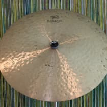 "Zildjian 22"" K Constantinople Flat Ride 2000s Traditional image"