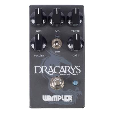 Wampler Dracarys High Gain Distortion Pedal