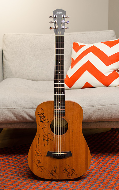 Taylor Baby Taylor Signed By Little Big Town Reverb