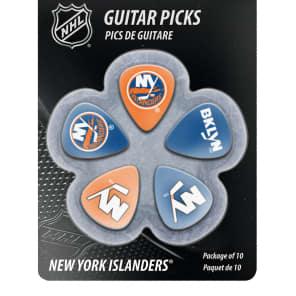 Woodrow New York Islanders Guitar Picks (10)