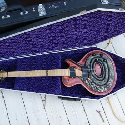 McSwain Guitars Cobra/Viper guitar - One of a Kind for sale
