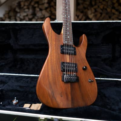 Charvel San Dimas II Koa 1995 natural / US Custom Shop / vintage for sale