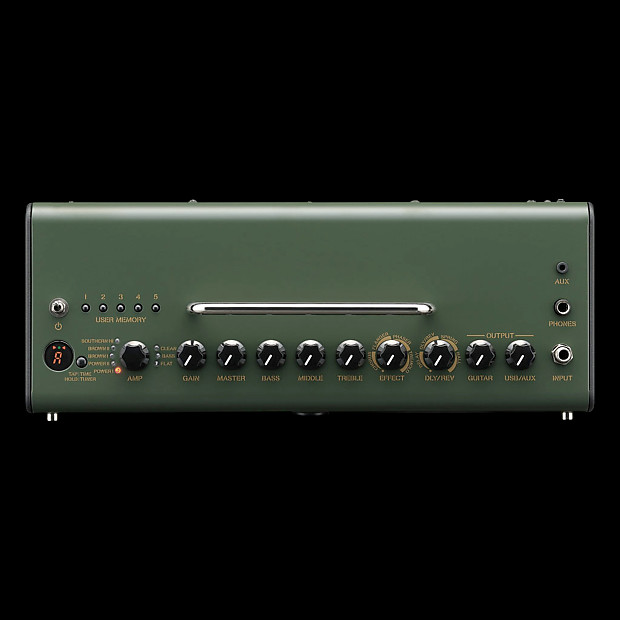 Yamaha thr10x high gain 10w combo amplifier in camo green for Yamaha thr10x review