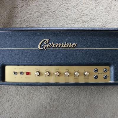 2018 Germino Lead 55lv plexi *AWESOME* for sale