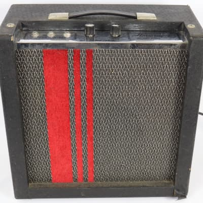 Vintage Harmony H500 Electric Guitar Combo Amplifier Amp w/ Original Jensen for sale