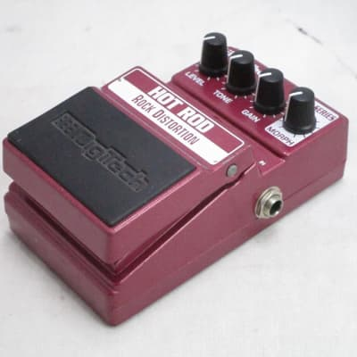 Digitech Xhd Hot Rod Rock Distortion- Shipping Included* for sale