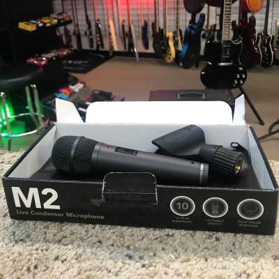 (R4917) RODE M2 Handheld Condenser