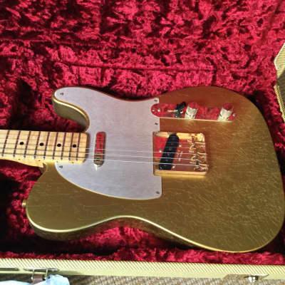 Fender  Custom Shop '52 Closet Classic Telecaster  Gold for sale