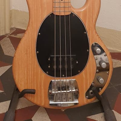 Music Man StingRay 1981 Natural for sale