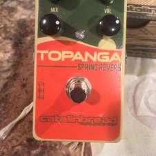 Catalinbread Topanga Spring Reverb - MINT (w/ box, etc..)