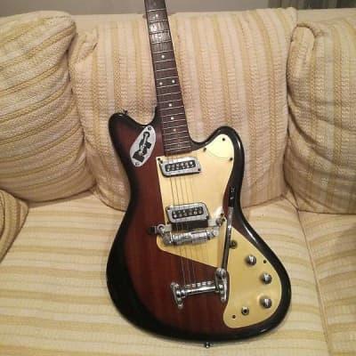 Vintage 1967 Meazzi Explorer (Hollywood Silvertone Harmony Kay Hofner) for sale