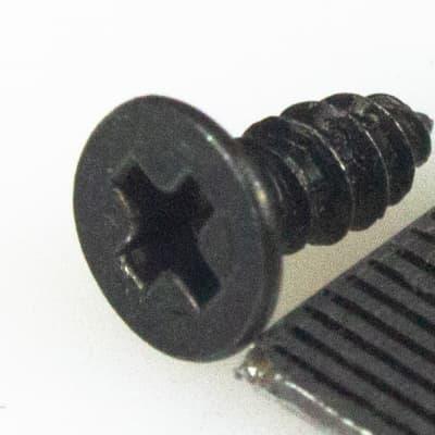 HOSCO TS-09B self-tapping screw (2.3 x 6 mm), black for sale
