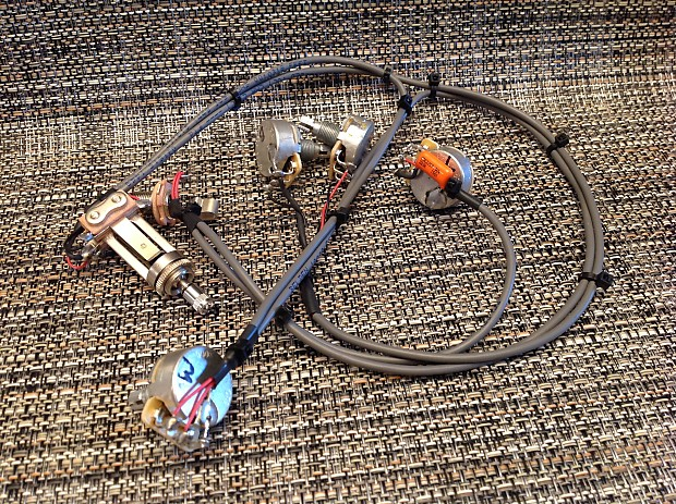 Groovy Tv Jones Wiring Harness Upgrade For Gretsch 5120 5420 Reverb Wiring Cloud Hisonuggs Outletorg