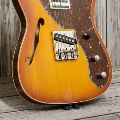 Revelation TSS Electric Guitar Tobacco Sunburst for sale