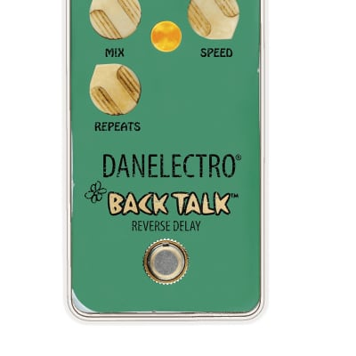 DANELECTRO BACK TALK PEDAL for sale