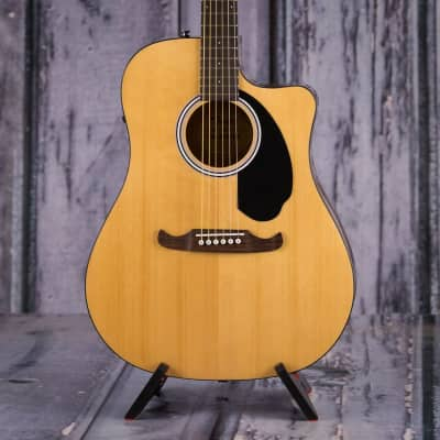 Fender FA-125CE Dreadnought Acoustic Electric, Natural for sale