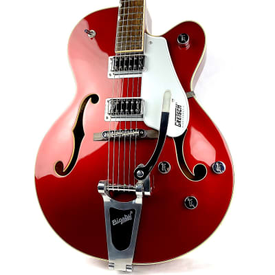 Gretsch G5420T Electromatic Hollowbody with Bigsby 2018  Candy Apple Red