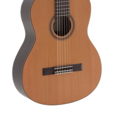 Admira Irene classical guitar with solid cedar top, Student series