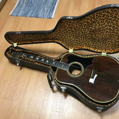 K.Yairi YW-800G Vintage 1974 Acoustic Guitar Rosewood for sale