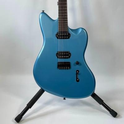 Dean Gordon Guitars Chelsea Hotel Pine JM 2020 Pelham Blue All Nitro Finish (Authorized DG Dealer) for sale