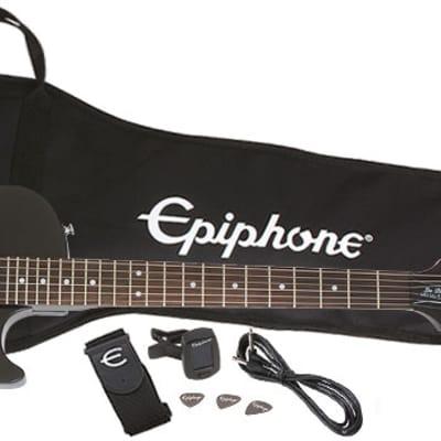 Epiphone Les Paul Player Pack - Vintage Sunburst for sale