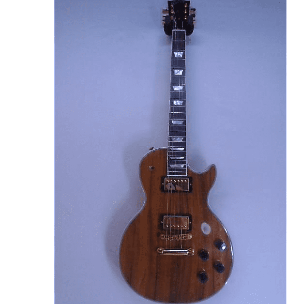 used gibson les paul limited edition koa custom solid body reverb. Black Bedroom Furniture Sets. Home Design Ideas