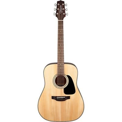 Takamine GD-30NAT Dreadnought Solid Top Acoustic Guitar Gloss Natural for sale