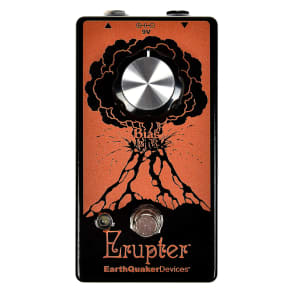 Earthquaker Devices Erupter Fuzz for sale