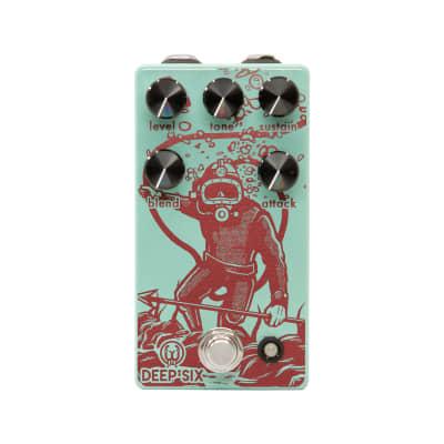 Walrus Audio Deep Six V3 Compressor Effects Pedal for sale
