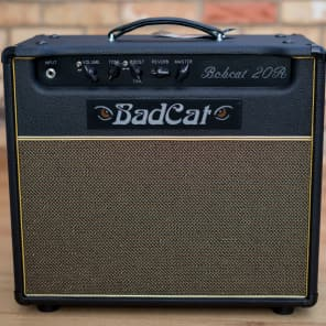 """Bad Cat Bobcat 20R 20-Watt 1x12"""" Guitar Combo"""