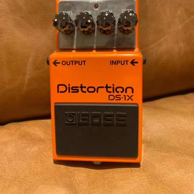Boss DS-1X Distortion Pedal for sale