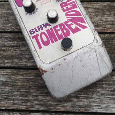Colorsound Supa Tonebender Fuzz for sale